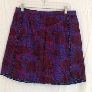 J Crew Brocade Skirt Sz 10